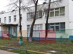 Детский сад № 1266