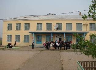 Челутайская средняя школа