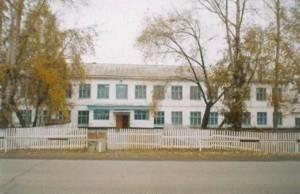Старобачатская школа