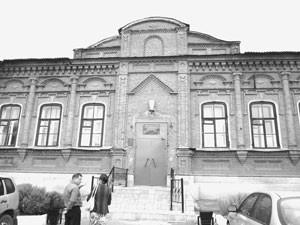 Орский колледж искусств