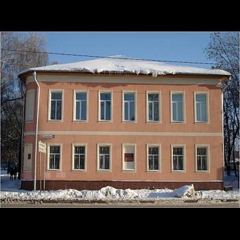 Сергиево-Посадское медицинское училище