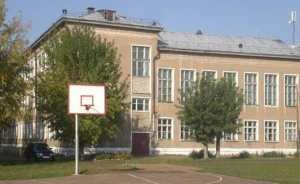 Школа МКОУ гимназия г. Сосновка