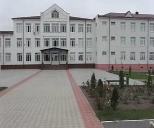 "Школа МОУ ""СОШ№3"" с.п.Баксаненок"