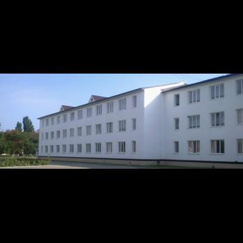 Школа МОУ ООШ № 4 ГП Терек
