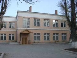 Школа МОУ СОШ № 1 г.Буденновска