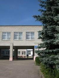 Школа МБОУ СОШ п. Крылово