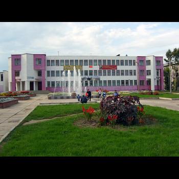 Школа МАОУ лицей № 1 г. Канска