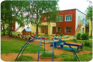 Детский сад МКДОУ № 188