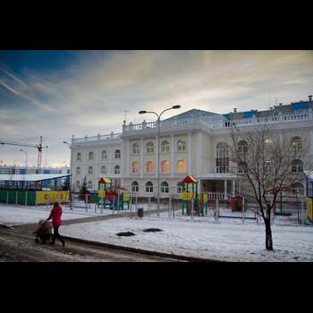 Детский сад МБДОУ № 121