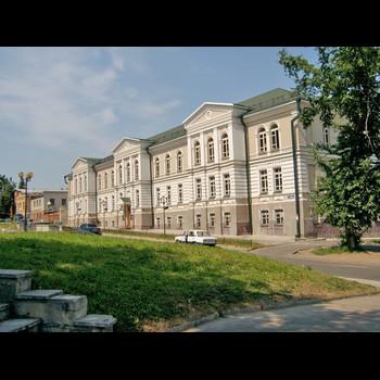 Филиал Всероссийского заочного финансово-экономического института в г. Курске