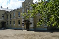 Коломенский филиал Московской академии экономики и права